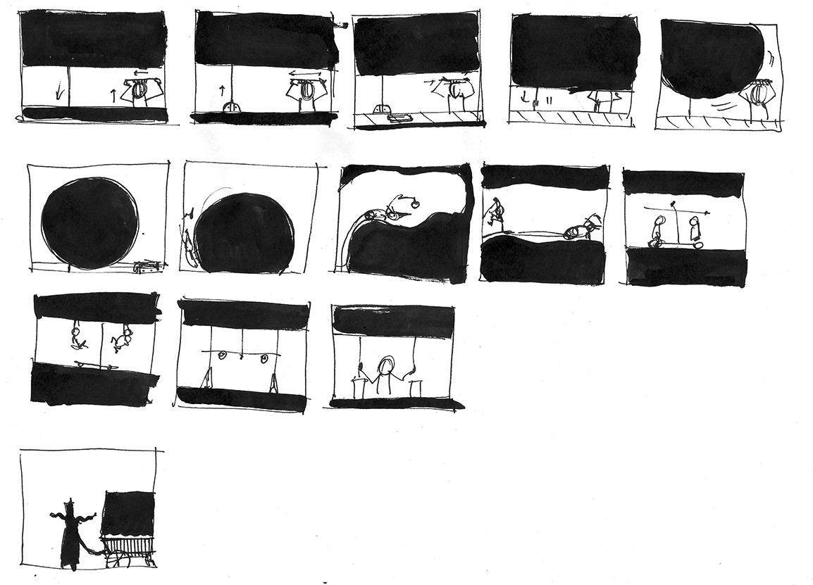 pozytywka storyboard