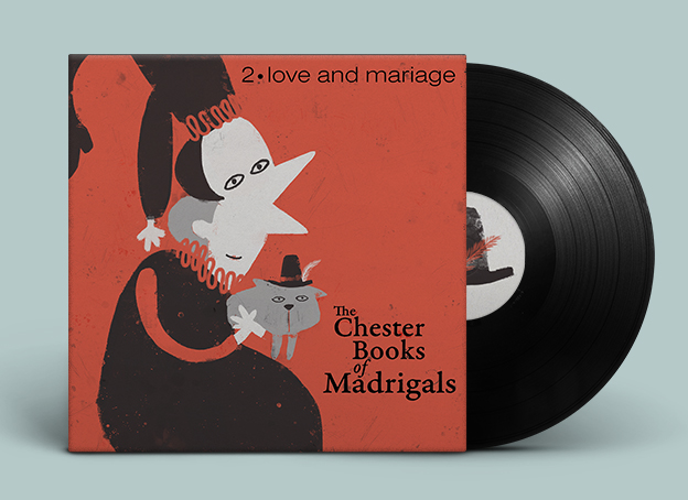 The Chester Books of Madrigals